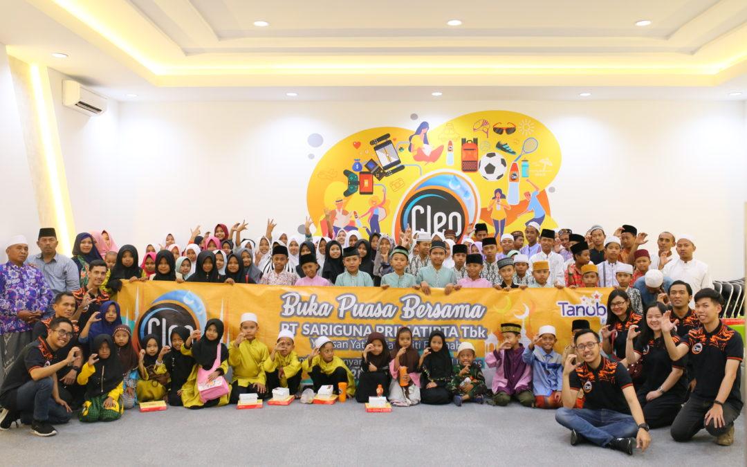 CSR Bidang Sosial : Buka Puasa Bersama Yayasan Yatim Piatu Siti Fatima & Lembaga Penyantunan Al Ikhlas Pandaan Jawa Timur