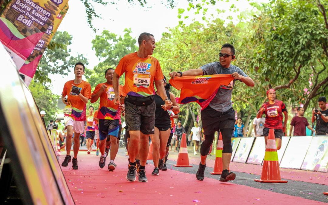CLEO Smart Run Bali 2019 : In Unity We Run!