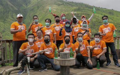 Environmental CSR : Planting 8000 Trees on the Slopes of Mount Arjuno – Pasuruan, East Java